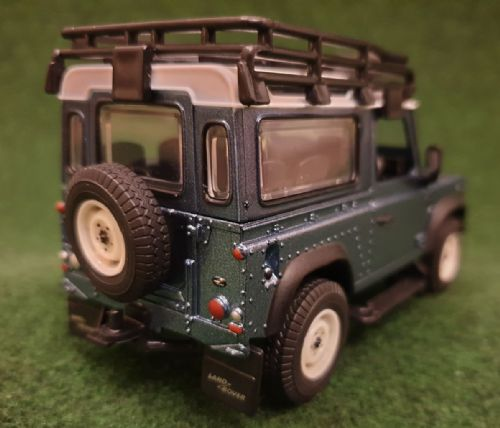 Landrover Defender Set